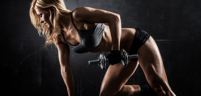 Chłodzenie ciała po treningu