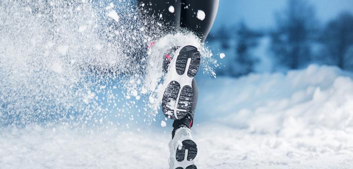 aeroby zimą