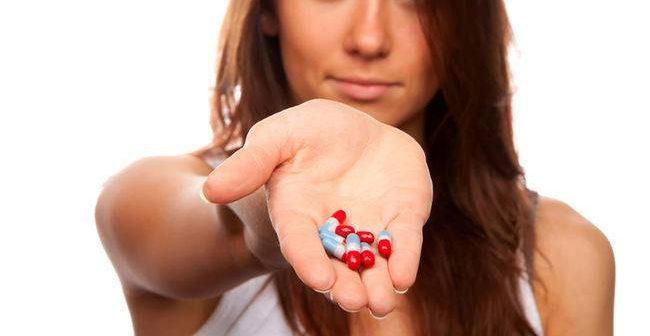 Spalacze tłuszczu i tabletki na odchudzanie