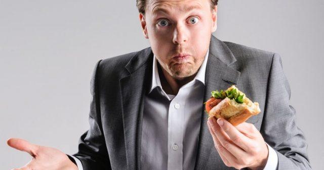 Jedzenie w pośpiechu, a odchudzanie