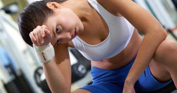 Wzrost wagi mimo regularnych treningów