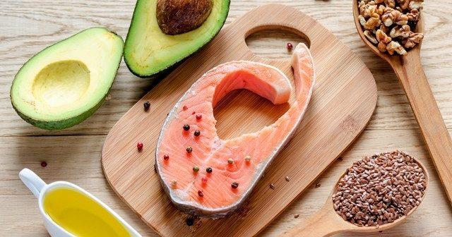 Zdrowe kwasy tłuszczowe spalanie tłuszczu