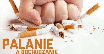 Rzucanie palenia odchudzanie