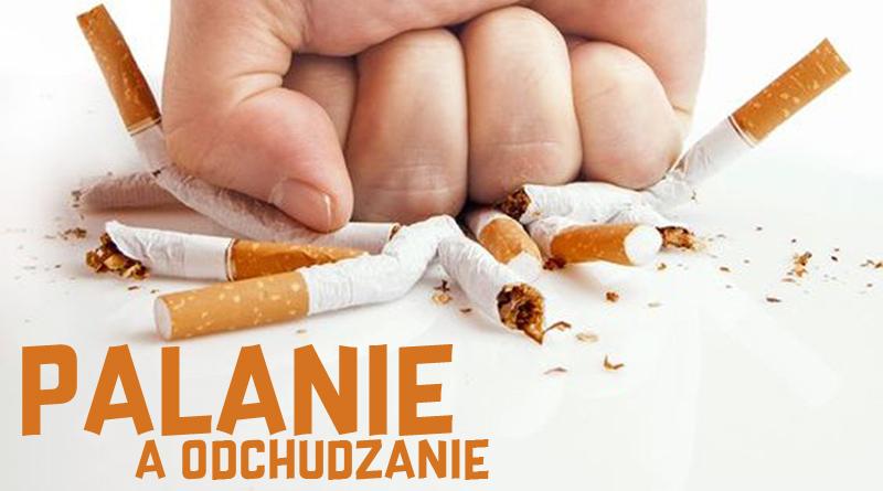 Przytyłam po rzuceniu palenia jak schudnąć