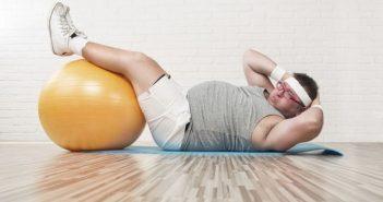 Trening na otyłość
