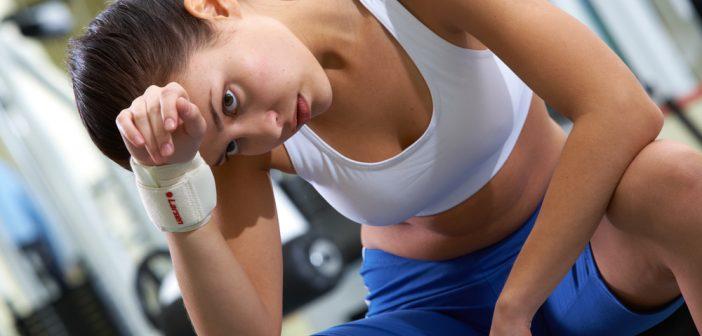 Wzrost wagi mimo treningów